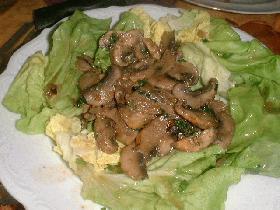 Salade Forestière