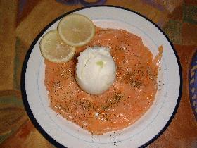 ajouter 2 rondelles de citron