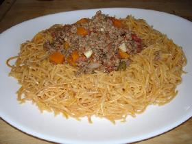 spaghetti-a-la-sauce-bolognaise